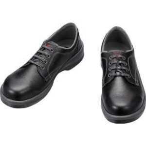 シモン 安全靴 短靴 7511黒 27.5cm