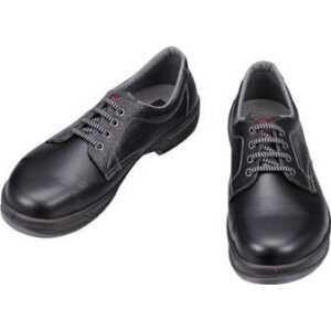シモン 安全靴 短靴 SS11黒 24.5cm