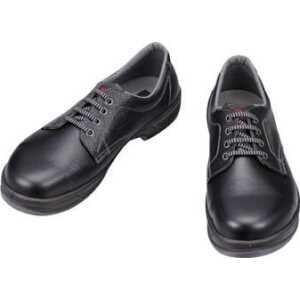 シモン 安全靴 短靴 SS11黒 25.0cm
