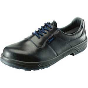 シモン 安全靴 短靴 8511黒 24.0cm