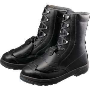 シモン 安全靴甲プロ付 長編上靴 SS33D-6 25.0cm