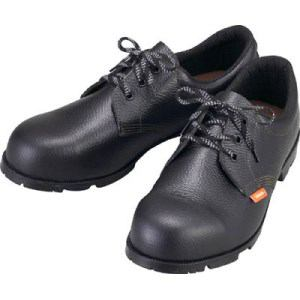 TRUSCO 安全短靴 JIS規格品 25.0cm