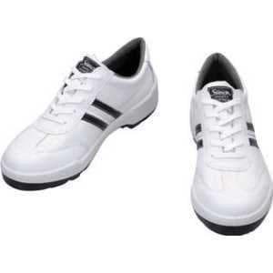 シモン 安全靴 短靴 BZ11-W 23.5cm