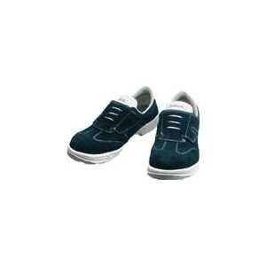シモン 安全靴 短靴マジック式 SS18BV 23.5cm