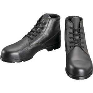 シモン 安全靴 編上靴 AS22 25.5cm