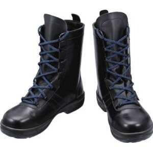 シモン 安全靴 長編上靴 8533黒 25.0cm