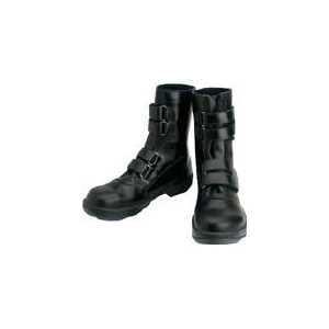 シモン 安全靴 マジック式 8538黒 26.0cm