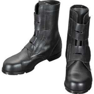 シモン 安全靴 マジック式 AS28 26.0cm