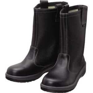 シモン 安全靴 半長靴 7544黒 27.5cm