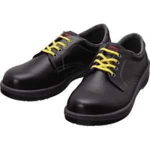 シモン 静電安全靴 短靴 7511黒静電靴 27.0cm