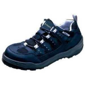 シモン プロスニーカー 短靴 8800紺 24.5cm