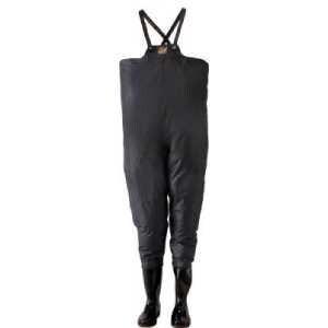 ロゴス クレモナ水産 胴付き長靴 鉄紺 25.5cm