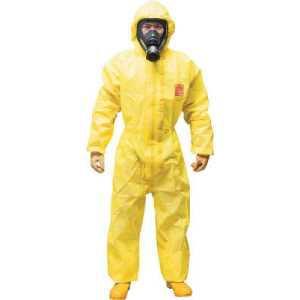 シゲマツ 使い捨て化学防護服 MC3000 XL