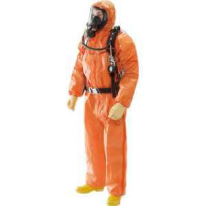 シゲマツ 使い捨て化学防護服