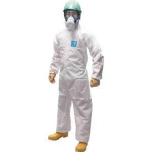 シゲマツ 使い捨て化学防護服(10着入り) L