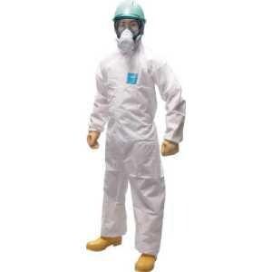 シゲマツ 使い捨て化学防護服(10着入り) XL