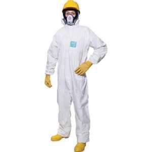 シゲマツ 使い捨て化学防護服 MG2000P XL(10着入り)