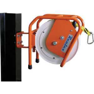 Reelex バリアリール ロープタイプ 外径12.0mm×10m