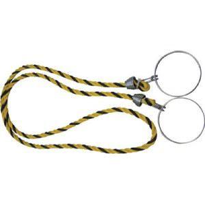 TRUSCO カラーコーン用ロープ 標識 12mmX2m