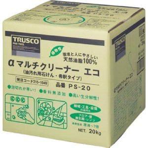 TRUSCO αマルチクリーナーエコ 20L