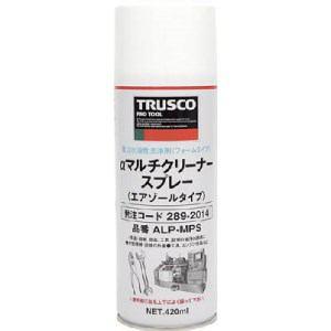 TRUSCO αマルチクリーナースプレー 420ml