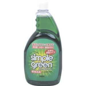 KDS シンプルグリーン1L詰替ボトル