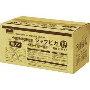 TRUSCO ジャブピカ 無リン作業衣用粉末洗剤 10kg
