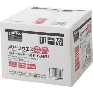 TRUSCO メリヤスウエス 柔軟タイプ 10Kg入