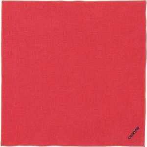 コンドル (雑巾)マイクロファイバークロス R(赤)