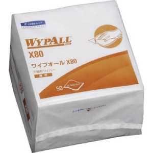 クレシア ワイプオールX80 4つ折