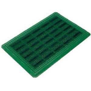 コンドル (屋外用マット)エバックブラシハードマットYL #6 緑