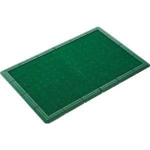 コンドル (屋外用マット)エバックスターマット #3 緑