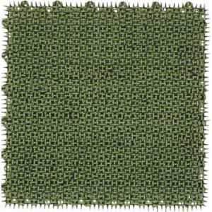 ワタナベ 人工芝 シバックス 30cm×30cm オリーブグリーン