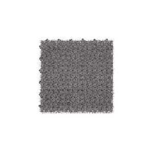 ワタナベ 人工芝 シバックス 30cm×30cm クールグレー