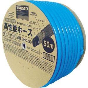 TRUSCO 高性能ホース 15X20mm 50mドラム巻