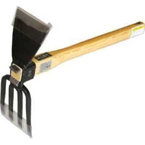 トンボ 片手鍬 イカ型 102