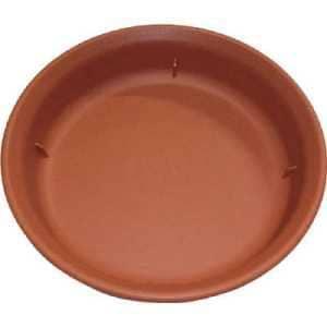 アイリスオーヤマ(IRIS) セーヌ鉢受皿 ブラウン 9号