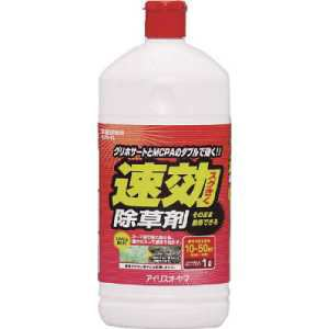 アイリスオーヤマ(IRIS) 速効除草剤 1L