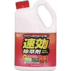アイリスオーヤマ(IRIS) 速効除草剤 2L