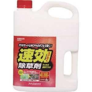 アイリスオーヤマ(IRIS) 速効除草剤 4L