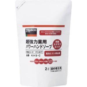 TRUSCO 薬用超強力パワーハンドソープ詰替パック 2.0L