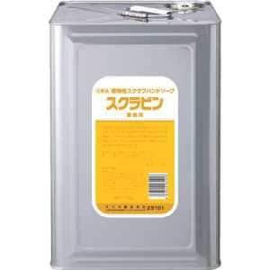 サラヤ 油汚れ用ハンドソープ スクラビン 17kg