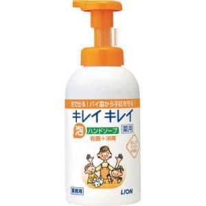 ライオン キレイキレイ薬用泡ハンドソープ オレンジミックスの香り 550ml