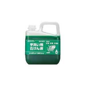 サラヤ ハンドソープ シャボネット石鹸液ユ・ム 5kg