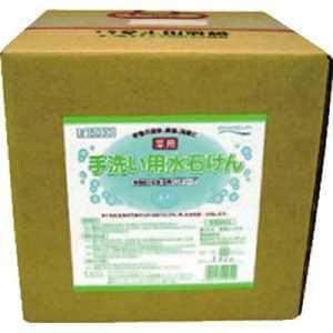 モクケン 手洗い用水石けん(薬用) 18L
