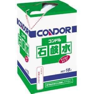 コンドル (手洗い用洗剤)石鹸水 18L