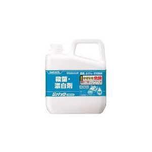 サラヤ 殺菌漂白剤 ジアノック 5kg