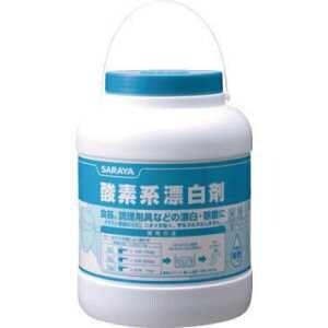 サラヤ 漂白除菌剤 酸素系漂剤 3kg