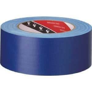 TERAOKA カラーオリーブテープ NO.145 茶 50mmX25M