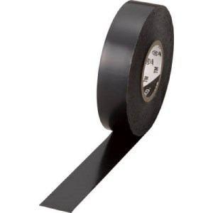 TRUSCO 脱鉛タイプ ビニールテープ 19X20m ブラック 1巻